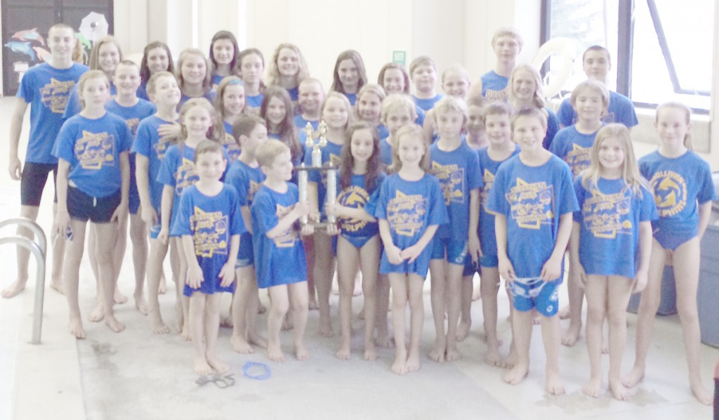 Submitted by Don Rousser Arctic Blast  Swim Meet The Sullivan Blue Dolphins traveled to Terre Haute, Ind. Feb. 14-16 to compete in the Arctic Blast Meet hosted by the Terre Haute Torpedoes at Terre Haute South High School. High point winners included: 6 and Under–1st place Mason Booker, 2nd place  Jonathan Iacobazzi. 7-8 year old division–1st place Ethan Schmohe, 2nd place Madalyn Booker. 9-10 year old division–1st place Gabrielle Spain, 2nd place Noah Spain. 11-12 division–1st place Natalie Drury. 13-14 division–1st place McKenna Kull, 2nd place Dylan Sanders; Open Division–1st place Brynna Sentel, 2nd place Michaela Donnel, 1st place Grant King, 2nd place Bryce King.  The next stop is Regionals February 28 – March 2 for swimmers who qualified and then on to State Age Group March 13-16.