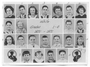 Moultrie Moment of the Week                                                    Pictured here are 1st thru 6th grade students from 1950-1951. Pictured left to right are: Mrs. Phipps, teacher, Richard Johnson, Earline Willoughby, Leroy Kearney, Martha Rainey, Jim Kearney, Linda Hoffman, Dean Kearney, Unknown, Cora Yoder, Eugene Johnson, Margaret Titus, Jerry Titus, Sarah Yoder, Jim Willoughby, Elsie Yoder, Roger Shockley, Fay Willoughby, Ruben Yoder, Margaret Kearney, Levi Yoder and Katie Yoder.If you have any other information, please contact the Moultrie County Historical Society at 217-728-4085.