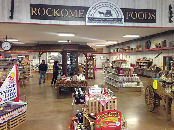 Marvelous Rockome Foods Is Still Open In The October 14 Edition Of The News Progress  The Rockome
