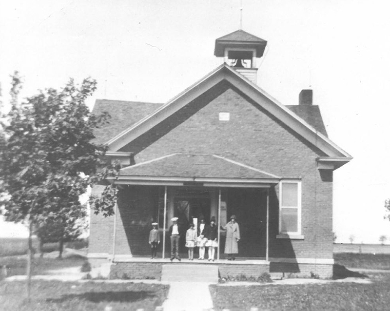 Pictured above is Stricklan School around the year 1926. The school was located in the Sullivan-East Nelson Township, west of Allenville. Please submit photos to the News Progress for future consideration. Originals will be saved for return or forwarded to Moultrie County Historical Society. If you have any other information, please contact the Moultrie County Historical Society at 217-728- 4085.