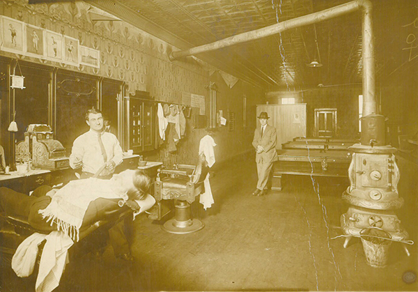 Pictured above is the Barber & Pool Hall in Sullivan. This photo was taken circa 1920. The year that this photo was taken is unknown. Please submit photos to the News Progress for future consideration. Originals will be saved for return or forwarded to Moultrie County Historical Society. If you have any other information, please contact the Moultrie County Historical Society at 217-728- 4085.