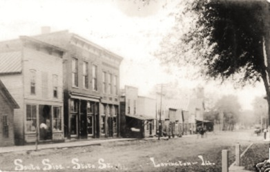 Pictured above is State Street in Lovington circa 1900. Please submit photos to the News Progress for future consideration. Originals will be saved for return or forwarded to Moultrie County Historical Society. If you have any other information, please contact the Moultrie County Historical Society at 217-728- 4085.