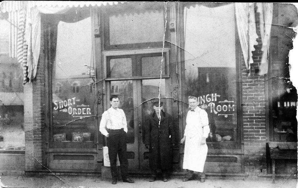 Pictured above is the Jesse Coventry Restaurant, which was located on the square in Sullivan. This photo was taken in the 1920's. Please submit photos to the News Progress for future consideration. Originals will be saved for return or forwarded to Moultrie County Historical Society. If you have any other information, please contact the Moultrie County Historical Society at 217-728- 4085.